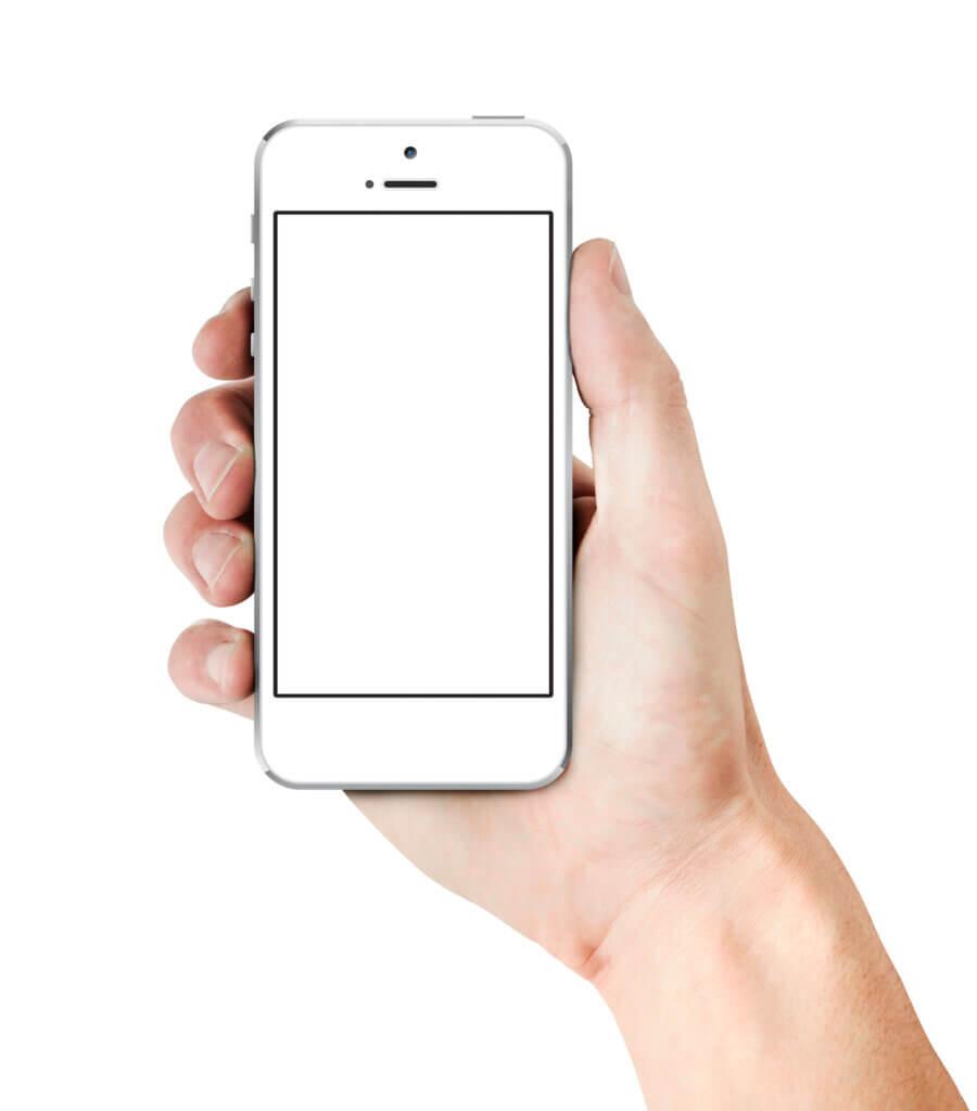 Front på iPhone 7