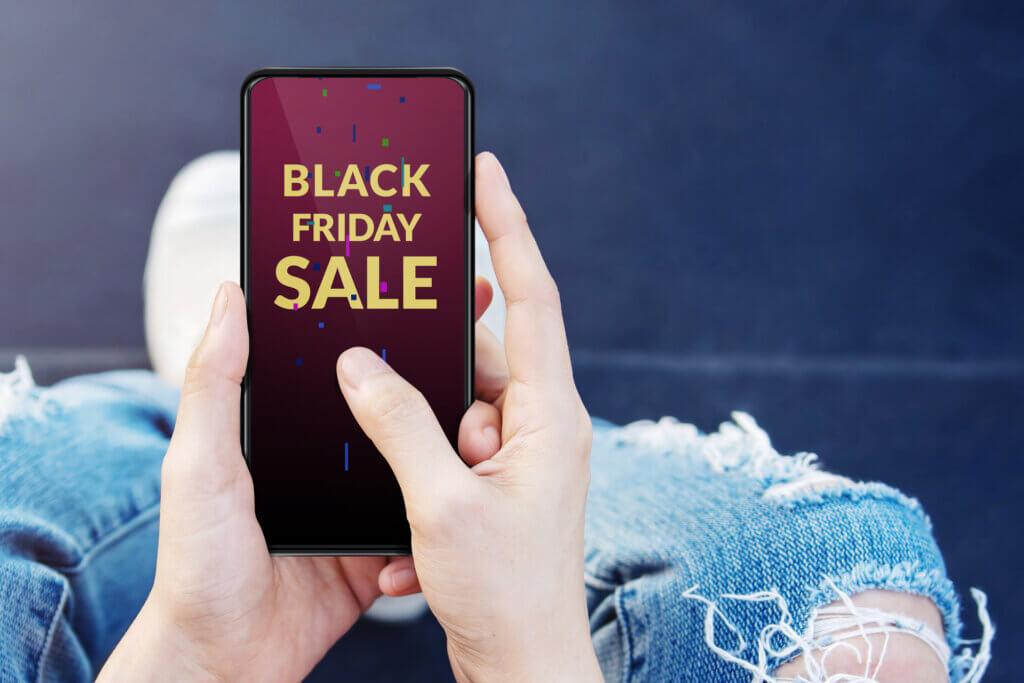 Mobil og Black Friday