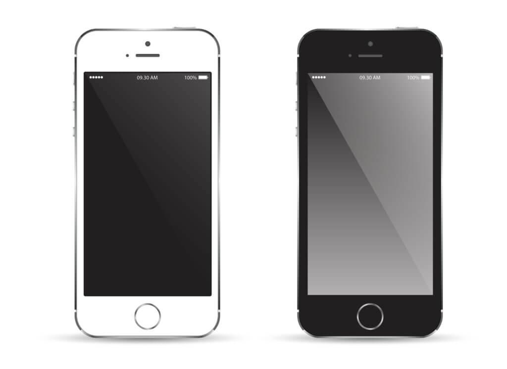 iPhone 8 mobiler
