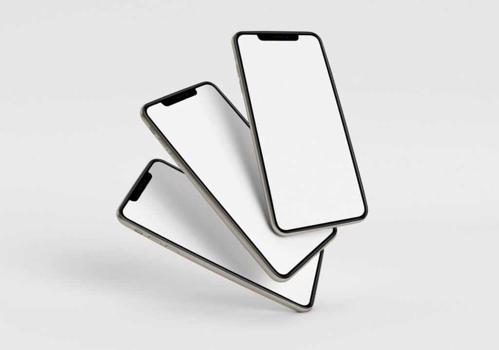 iPhone XS mobiler