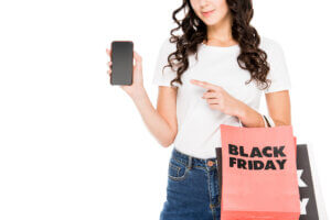 iPhone og Black Friday